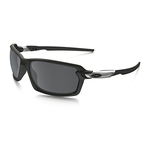 Oakley - CARBON SHIFT OO 9302, Geometrico, carbon, uomo, MATTE BLACK/BLACK IRIDIUM POLARIZED(9302-03), 62/16/134