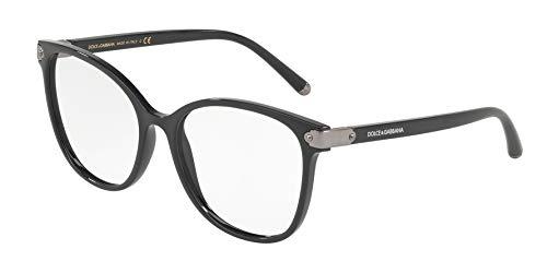 Dolce & Gabbana Damen 0DG5035 Optische Rahmen, Grau, 53