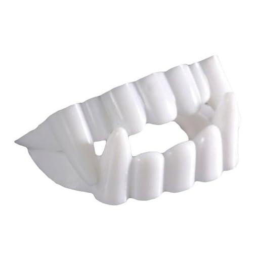 Scherzartikel-VAMPIRE-TEETH-12er-Set MIK Funshopping Scherzartikel Vampire Teeth – 12er Set -