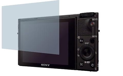 4x ANTIREFLEX matt 3D Touch Schutzfolie für Sony Cyber-shot DSC-RX100 III Premium Displayschutzfolie Bildschirmschutzfolie Display Schutz Glas Schutzhülle Displayschutz Displayfolie
