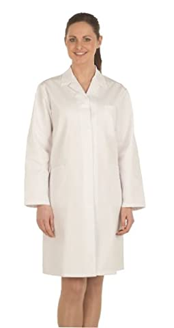Ladies White Coat / Lab Coat (Chest size 50
