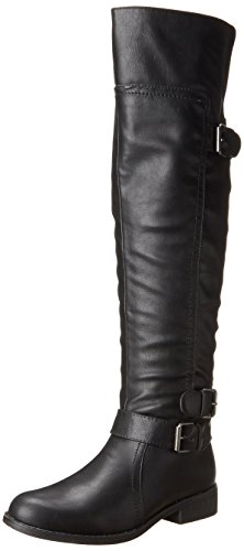 madden-girl-chrysler-mujer-negro-botin-rodilla-talla-nuevo-eu-365
