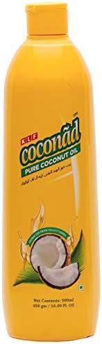 KLF Coconad Pure Coconut Oil - 500 ml