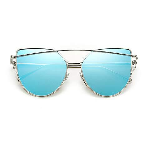 Polarisierte Sonnenbrille, Aviator mit Gold Mirror Lense und Gold Frame Unisex Adult Drive Sonnenbrille,No3