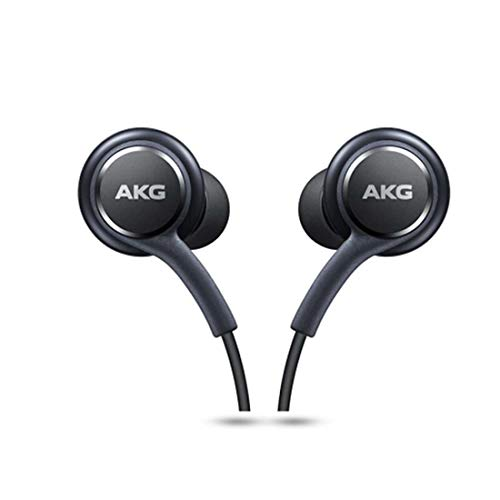Earphones with Mic AKG Earphone Compatible for Samsung Mobile A8 Image 3