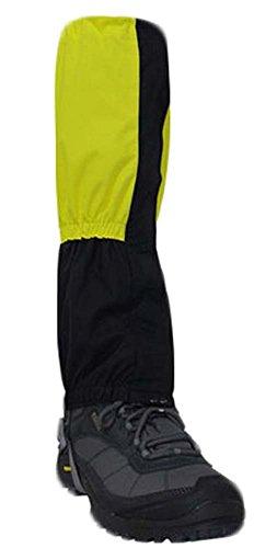 Blancho EIN Paar Praktische Outdoor-Wandern Gaiters Stiefel Gaiters Leg Gaiters, 15,7 \'\'