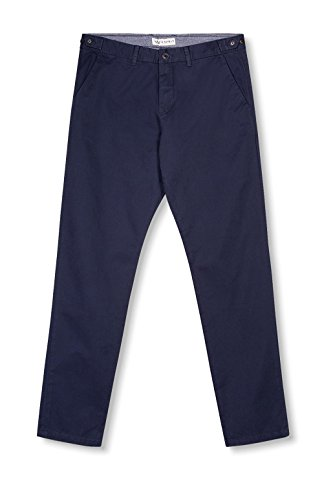 ESPRIT Collection Herren Hose Blau (navy 400)