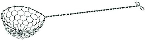 Unbekannt Spring 2698310006 Fondue Siebchen 6 Stück, Edelstahl, silber, 4,5 x 6 x 6 cm