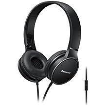 Panasonic RP-HF300ME-K Cuffie Stereo 89674b3069dd
