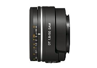 Sony SAL50F18 - Objetivo para Sony (Distancia Focal Fija 50mm, Apertura f/1.8-22) Negro (B002CQB4J6) | Amazon price tracker / tracking, Amazon price history charts, Amazon price watches, Amazon price drop alerts