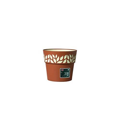 Cache-pot Cloe 15 x H13 Marron Cachepot Floral