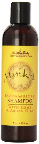 Marrakesh Dreamsicle Shampoo with Hemp and Argan Oils, 8 Ounce by Deva Concepts - DROPSHIP