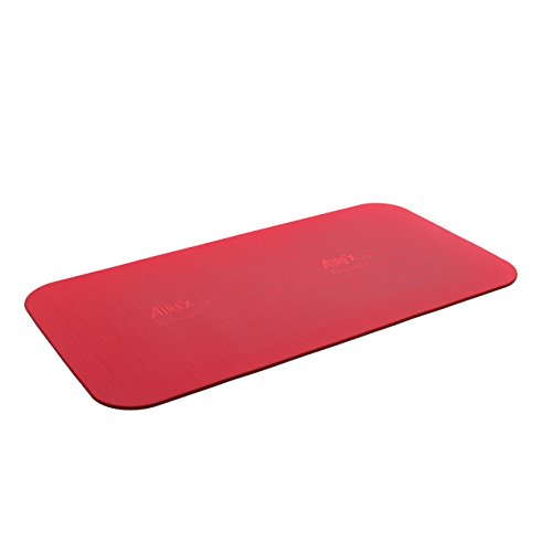 AIREX Corona 185, Gymnastikmatte, rot, ca. 185 x 100 x 1,5 cm -