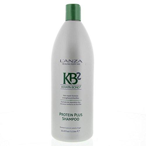 Lanza Protein Plus Hair Repair Shampoo 1000ml - Lanza Hair Repair