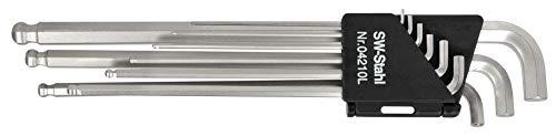 SW-Stahl 04210sb Clés coudées