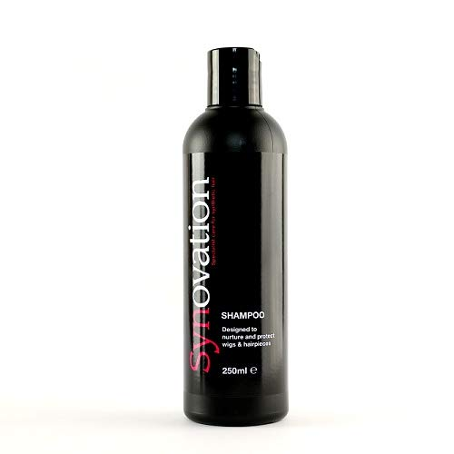 Hothair Haarschmuck Perücke mit Synovation Shampoo