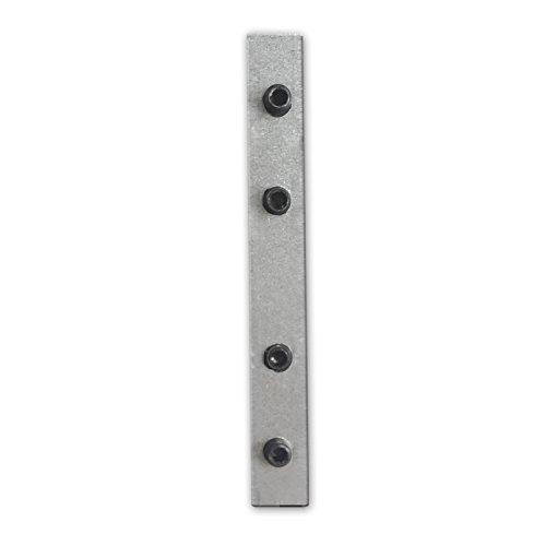 LED Aluminium Profil PN Serie 2 Meter Alu/Eloxiert Opal/Klar (Verbinder) Pn Led