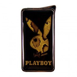 playboy-briquet-flameless-peau-serpent