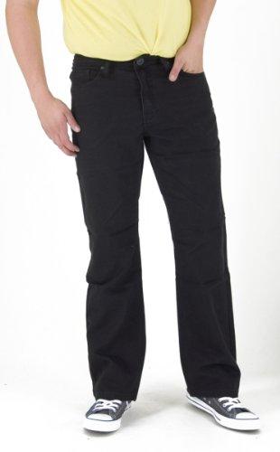 HIs - Jeans - Homme Noir - Noir