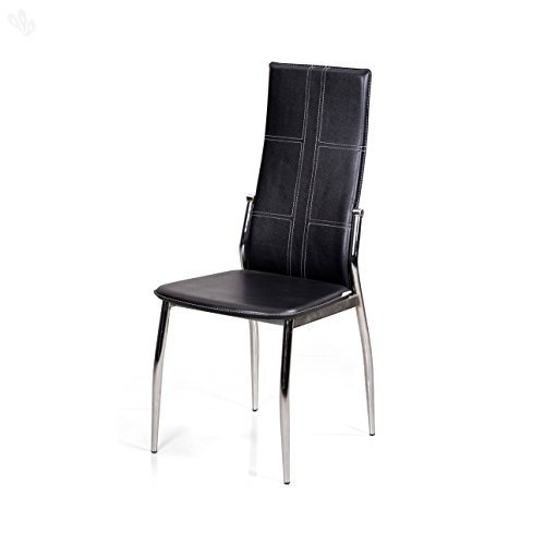 Royal Oak Geneva Dining Chair (Black)