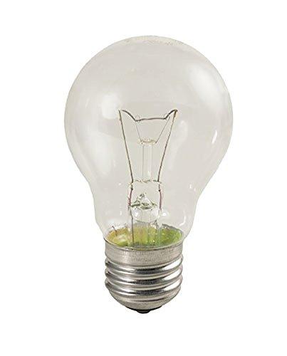 comprare on line Philips - Lampadine a incandescenza 60 W, E27, 230 V, colore: Trasparente, 10 pezzi prezzo