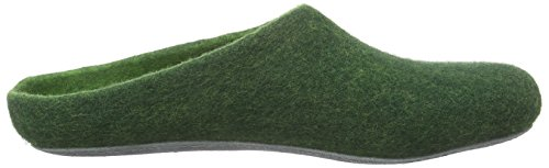 Pantofole Magicfelt Ap 701 Unisex Verde (verde Scuro 4828)