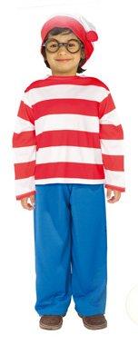 Rubie's - Disfraz de Wally infantil