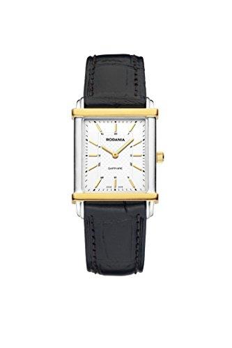 Rodania–Vermont–Reloj de pulsera para mujer, bicolor