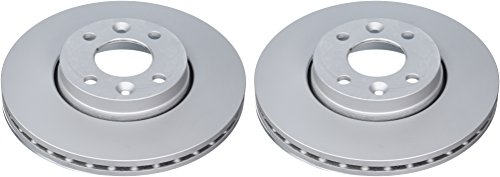 Preisvergleich Produktbild ATE 24012202161 Bremsscheibe - (Paar)