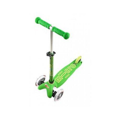 Mini Micro Deluxe grün Kinderscooter ab 2 Jahren
