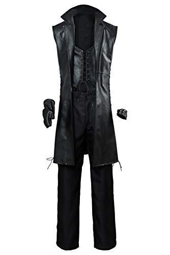 Tollstore Devil May Cry 5 Devil May Cry V-V Mantel Cosplay Kostüm S
