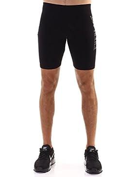 Everlast Shorts Jersey Stretch Basic, Negro, Small