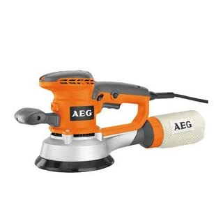 AEG Power Tools OEX150E 230V 150mm Random Orbit Sander