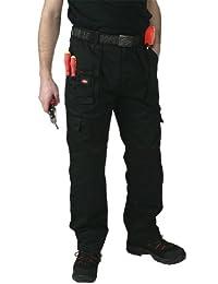 Lee Cooper Workwear Cargo Pant, 38L, schwarz, LCPNT206
