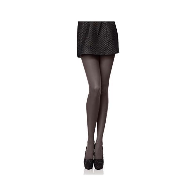 Antie Collant Lisse en Microfibre Vêtements Sexy Femme - 40 DEN ... 92f0e11941f
