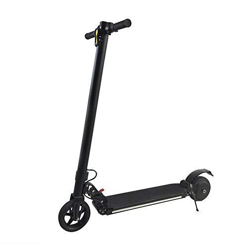 VIVIST Klappbarer Elektroroller, City-Roller Wheel Scooter, Tragbar Faltbarer Urban Kickscooter, E-Scooter 250 W E-Motor, 20 Km/H, 20 Km Reichweite, Nur 11Kg, Für Jugendliche Erwachsene