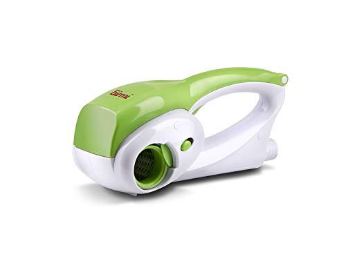 Girmi GT02 - Rallador recargable, blanco/verde