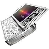 Sony Ericsson Téléphone Portable X1 Windows Mobile 3,2 MP Écran tactile Bluetooth / WIFI / GPS Steel Silver