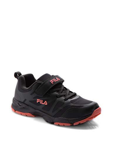 Fila Kids Memory Dione Running Shoes Black in Size 33