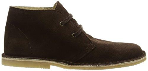 Start Rite Colorado Ii, Desert boots mixte enfant Marron (suède marron)