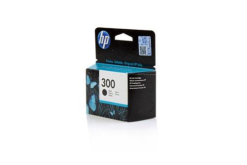 Original HP CC640EE / 300, für DeskJet F 4200 Series Premium Drucker-Patrone, Schwarz, 200 Seiten, 4 ml - 2600 Drucker-tinte Hp Series