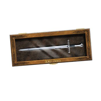 Herr der Ringe Briefoeffner Narsil 23 cm (Gondor Herr Der Von Schwert Ringe)