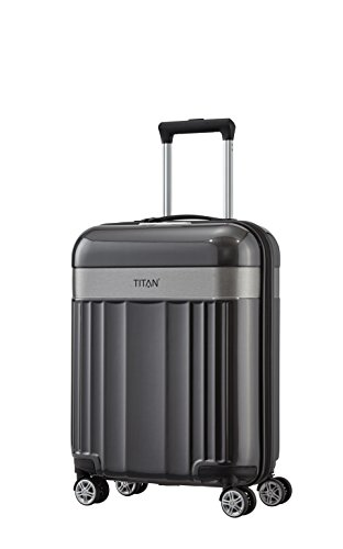 TITAN Spotlight Flash 4w 831406-04 Koffer, 55 cm, 37.0 Liter, Anthrazit - 5