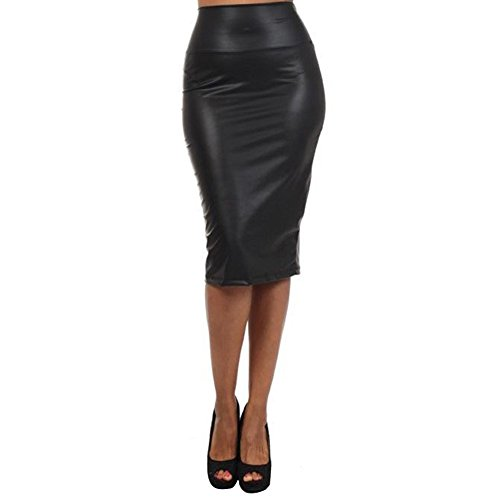 west-see-frauen-rock-bleistift-bleistiftrock-high-waist-bodycon-elastisches-taillenband-midi-rock-xl
