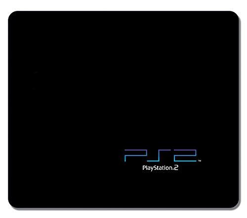 Großes Maus Pad Playstation 2logowallpapers für PS2Logo Tapete rechteckig atijukwh rutschfest...