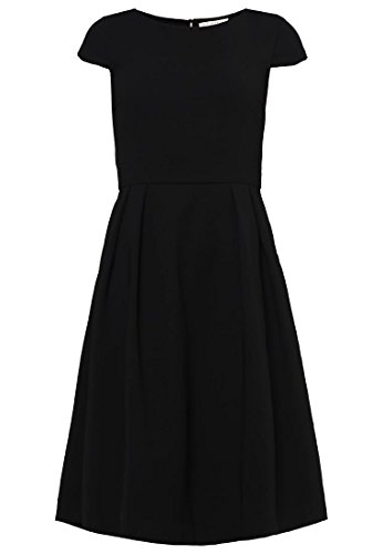 mint&berry Damen Kleid Freizeitkleid Gr.38 Schwarz