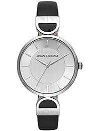 Armani Exchange Brooke Analog Silver Dial Women's Watch - AX5323
