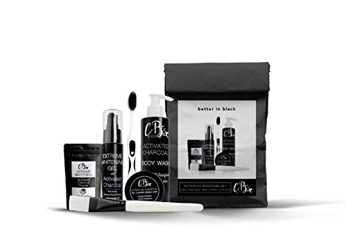 Cougar Beauty Products Better In Black Detox Set