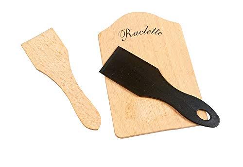 Raclett-Schaufel 6er
