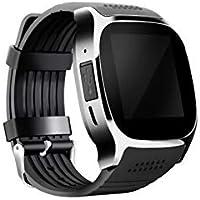 APJJ 2018 Reloj De La Nueva Tarjeta del Reloj De Bluetooth Reloj del Teléfono De La